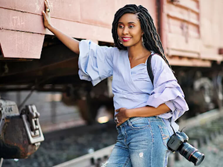 AWARD-WINNING FILMMAKER, PHOTOGRAPHER, TEDX SPEAKER & COLORISM ACTIVIST TALKS ABOUT HER PASSION, PURPOSE AND PAIN!