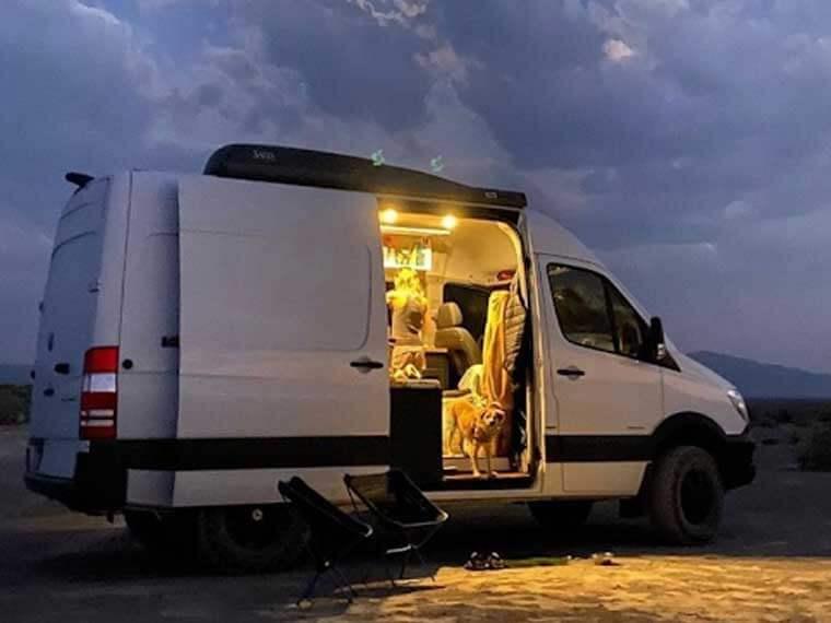 Van-life
