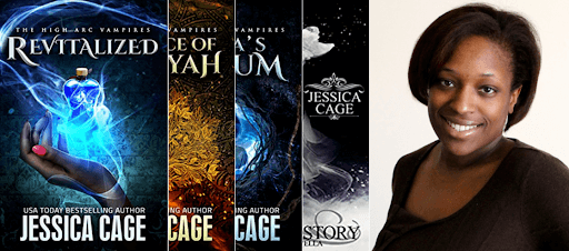 This Black Woman is a Best Selling Fantasy Author! Here's how her books are changing the Genre!